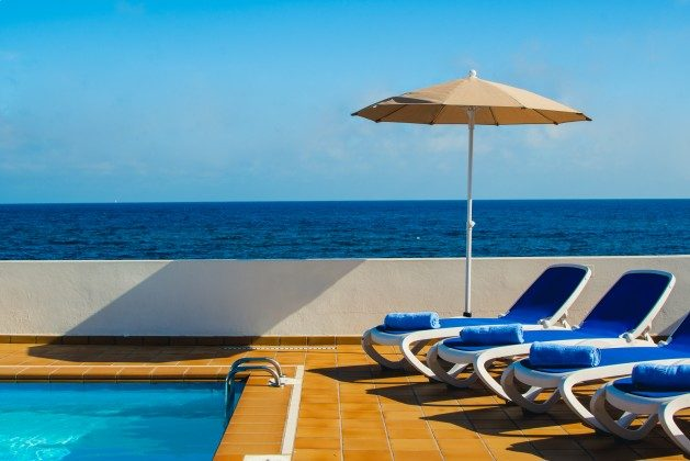 Kanarische Inseln Haus mit privatem Pool auf Lanzarote