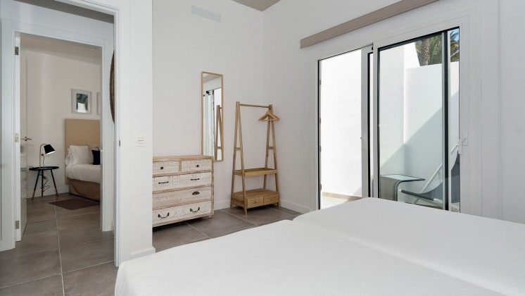 LZ 110068-81 Wohnbeispiel eines der Schlafzimmer