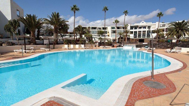 Spanien Kanaren Apartment mit Pool Lanzarote