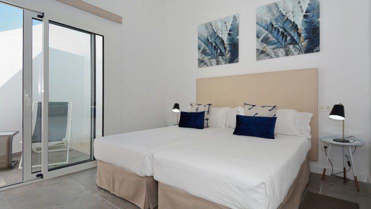LZ 110068-81 Wohnbeispiel Schlafzimmer mit Einzelbetten