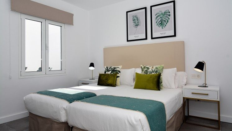 LZ 110068-82 Wohnbeispiel Schlafzimmer