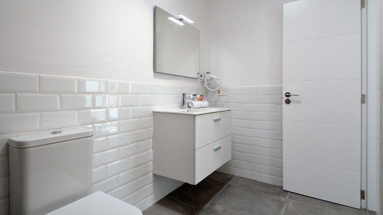 LZ 110068-82 Wohnbeispiel WC, Waschtisch mit Haartrockner