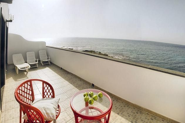 Lanzarote Kanaren Ferienwohnung mit Meerblick