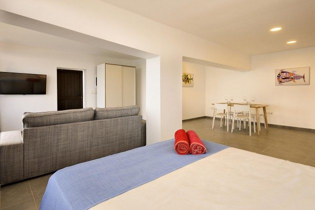 LZ 144288-41 Apartment mit Wohn-/Schlafraum