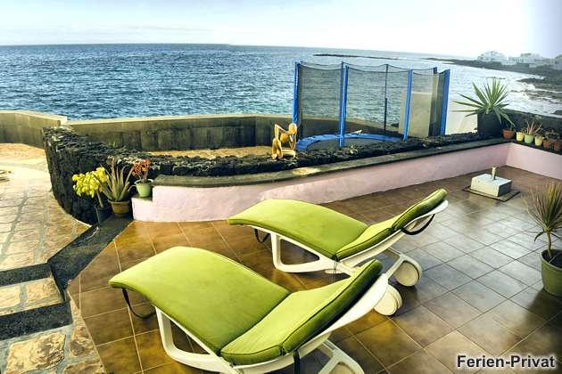 Ferienwohnung Lanzarote mit Badeurlaub-Möglichkeit
