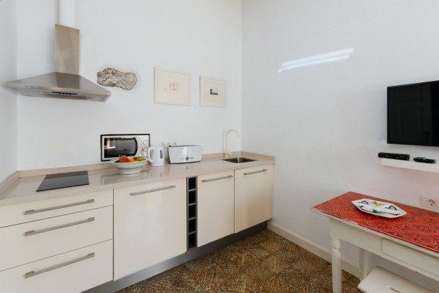 LZ 144288-21 Wohnbeispiel Küchenzeile Apartment Lorenzo