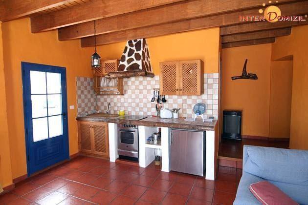K�chenzeile Wohnung El Molino