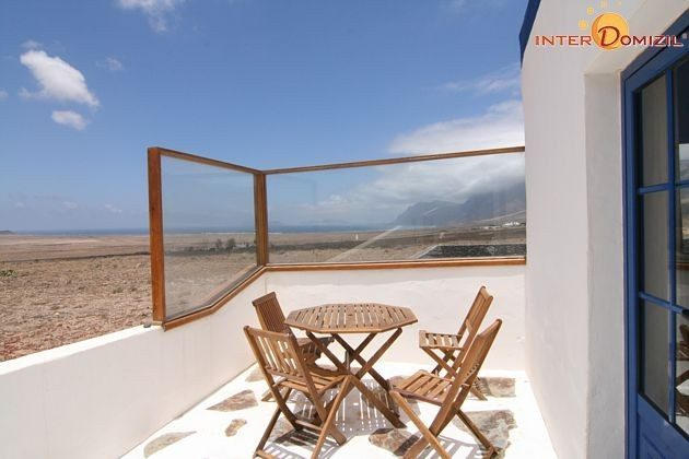 Terrasse Wohnung El Molino