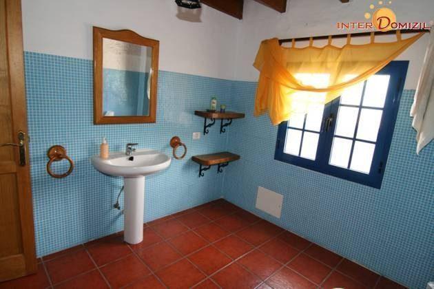 Badezimmer Wohnung El Molino