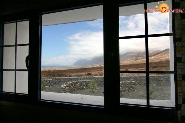 Ausblick zum Famara Strand Wohnung Julian
