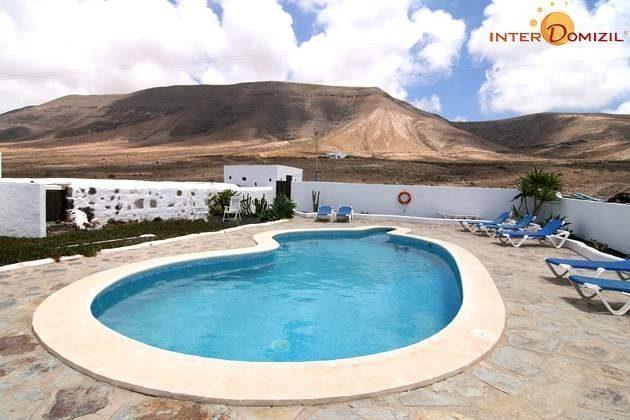 Kanarische Inseln Lanzarote Ferienwohnungen auf Finca mit Pool