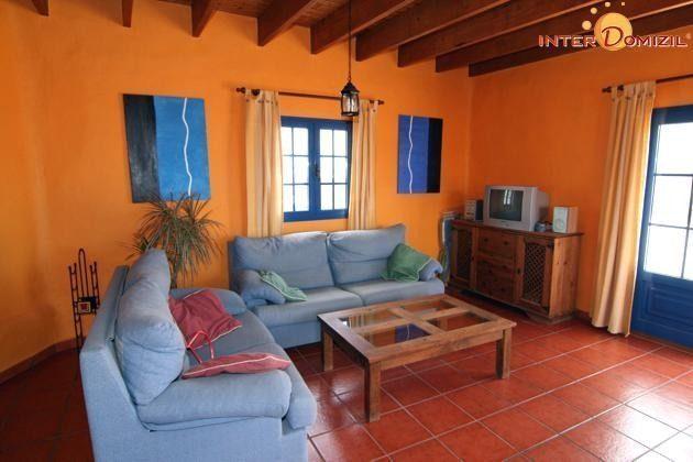 Wohnzimmer Wohnung El Molino