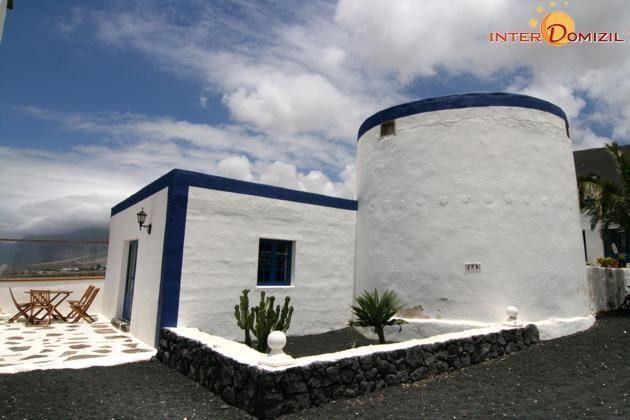 Spanien Lanzarote Ferienwohnungen auf Finca mit Pool