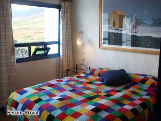 Schlafzimmer mit Doppelbett Casa