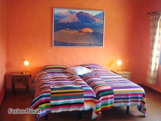 Schlafzimmer mit zwei Einzelbetten Casa