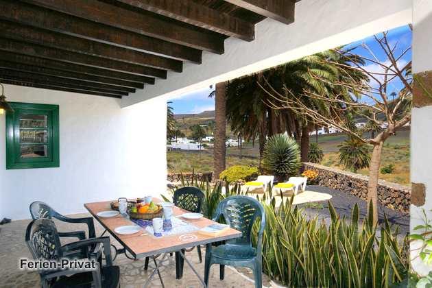 Wohnbeispiel Terrasse (Orzola)