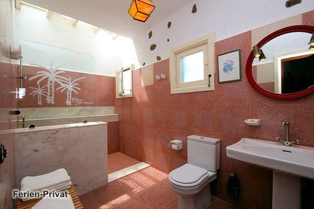 Wohnbeispiel Badezimmer (Orzola)
