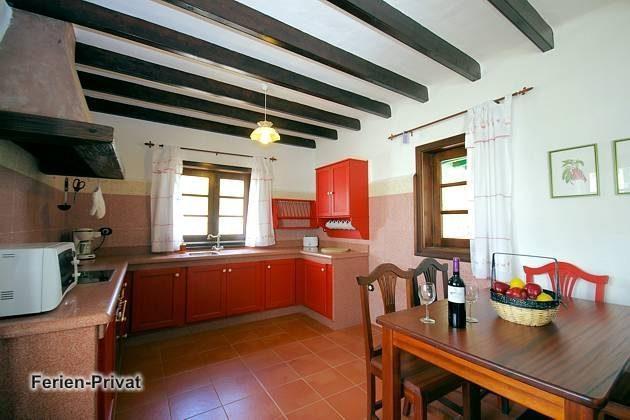 Wohnbeispiel Küche mit Essplatz (Arrieta)