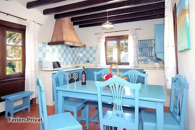 Wohnbeispiel Küche mit Essplatz (Tabayesco)
