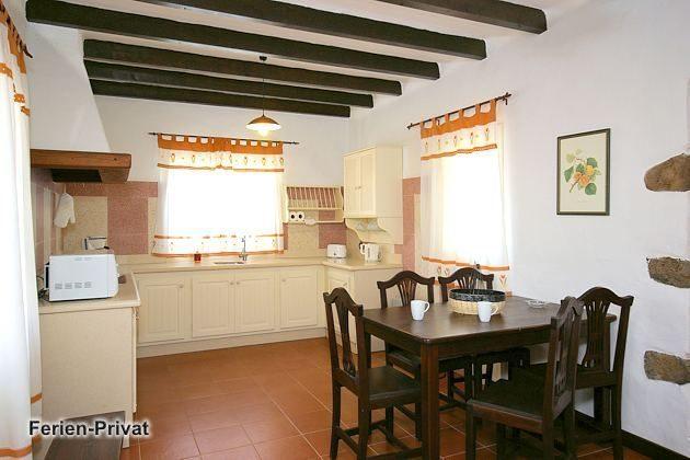 Wohnbeispiel Küche mit Essplatz (Maguez)