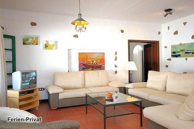 Lanzarote Villa auf Finca mit Pool