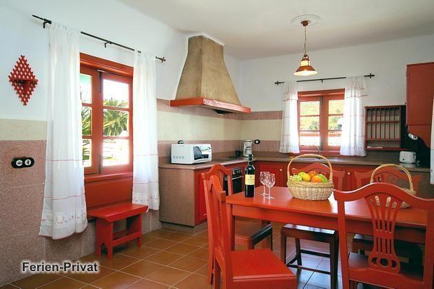 Wohnbeispiel Küche mit Essplatz (Guinate)