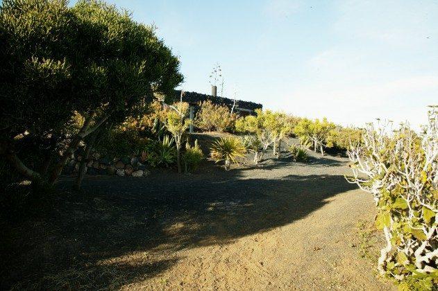 Schotterweg zum Haus LZ 184321