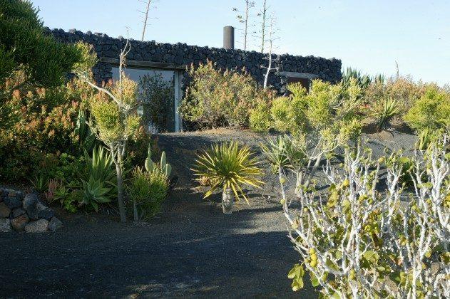 Ferienhaus Lanzarote inmitten einer Naturlandschaft