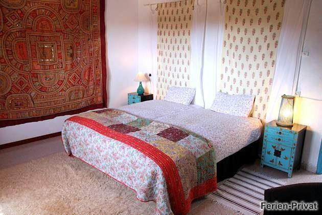 Doppelbett / zwei Einzelbetten