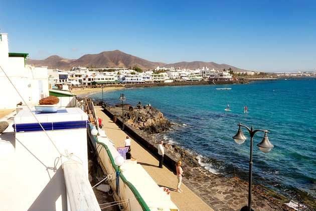 Ausblick auf die Promenade und das Meer LZ 110068-11
