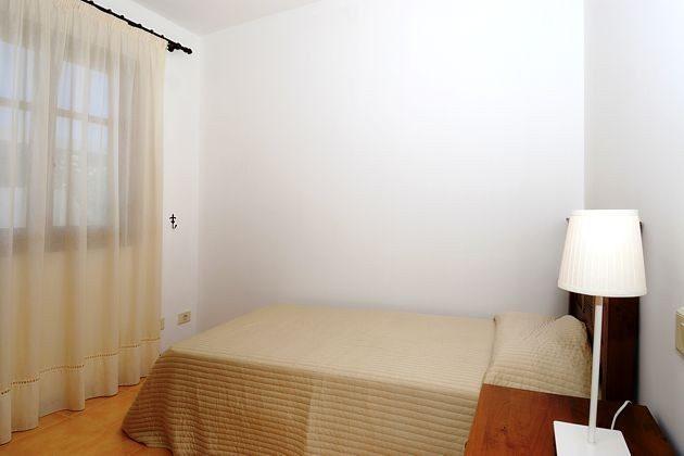 Wohnbeispiel Schlafzimmer Objekt LZ 110068-4