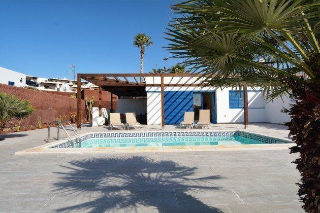 110068-5 Ferienvilla mit privatem Pool im Süden der Insel Lanzarote