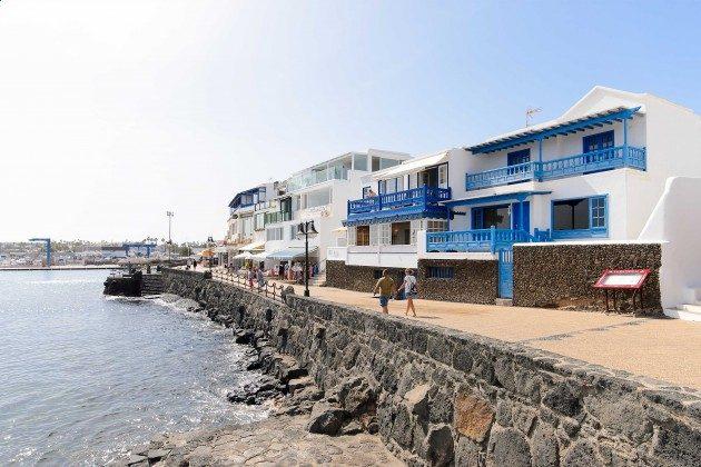 LZ 144288-24 Ansicht Apartmenthaus vom Meer/von der Promenade aus