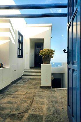 Eingangsbereich für beide Wohnungen