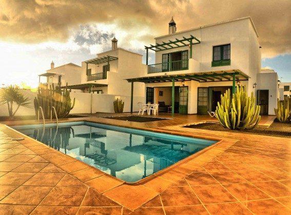 LZ 144288-31 Ferienhaus mit Pool auf Lanzarote Kanarische Inseln Spanien