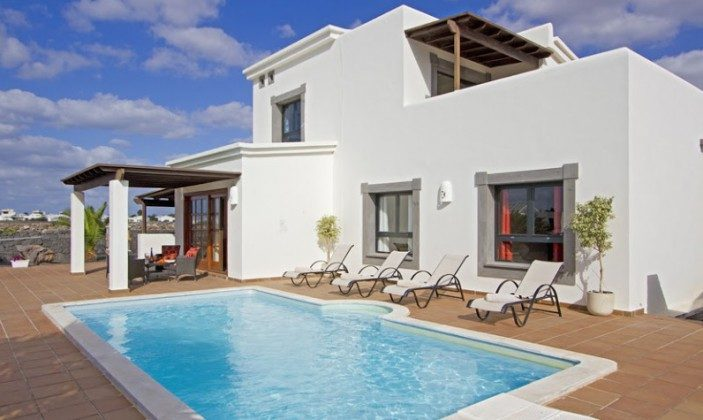 LZ 149119 Wohnbeispiel zweigeschossige Villa