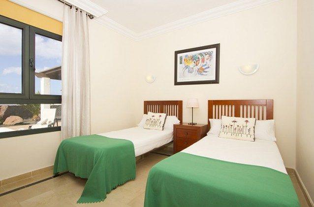 LZ 149119 Wohnbeispiel Schlafzimmer mit zwei Einzelbetten