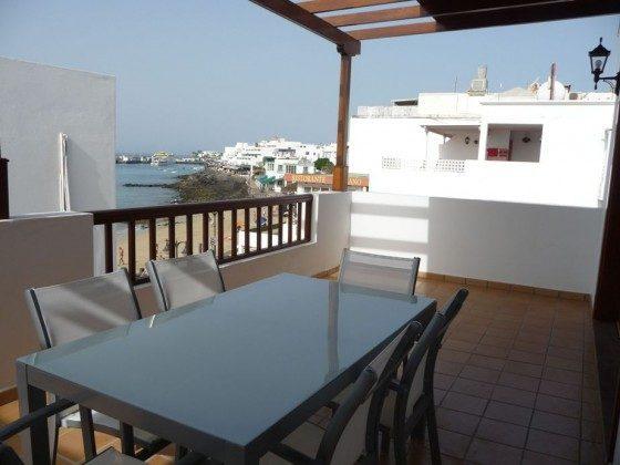 LZ 169285-12 Ferienwohnung mit Terrasse und Meerblick