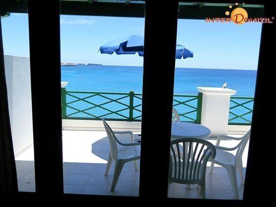 Ausblick zur Terrasse