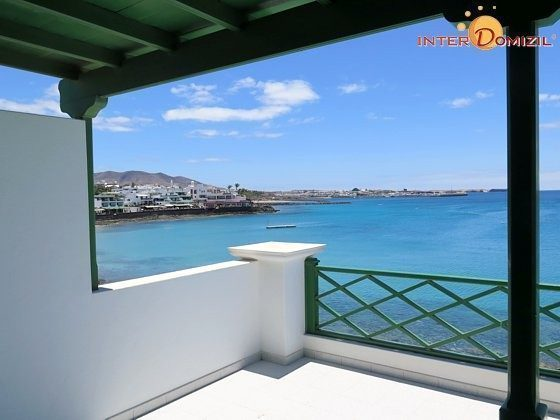 Wohnbeispiel Terrasse mit Meerblick