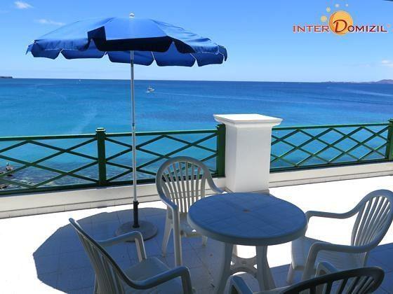 Kanaren Lanzarote Ferienwohnungen im Süden mit Meerblick