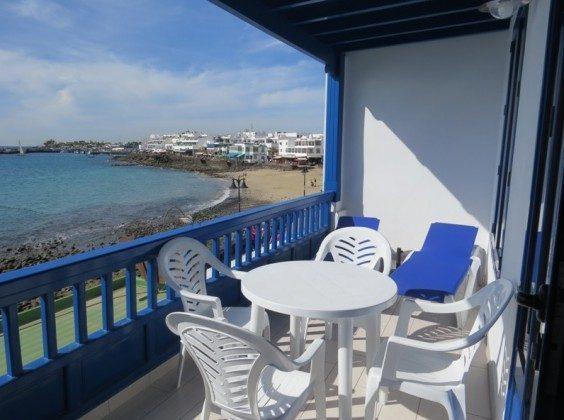 Kanarische Insel Lanzarote Ferienwohnungen im Süden