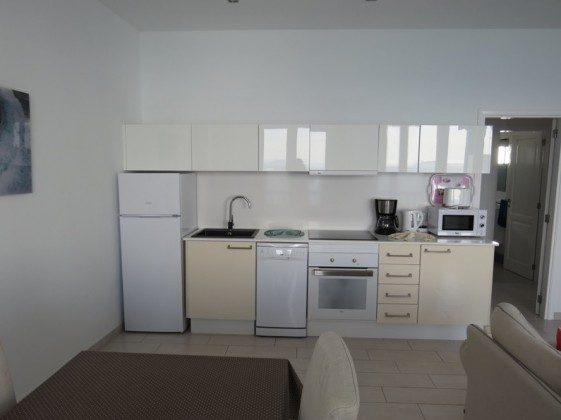 Wohnbeispiel Küchenzeile (Derecha)