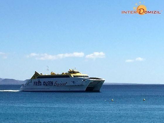 LZ 210769-4 Fähre nach Fuerteventura