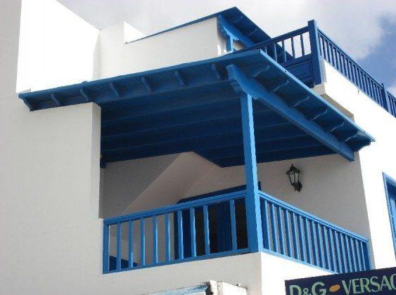 Ferienapartment mit überdachter Terrasse