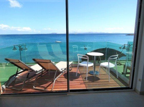 Ferienwohnung Lanzarote mit Meerblick