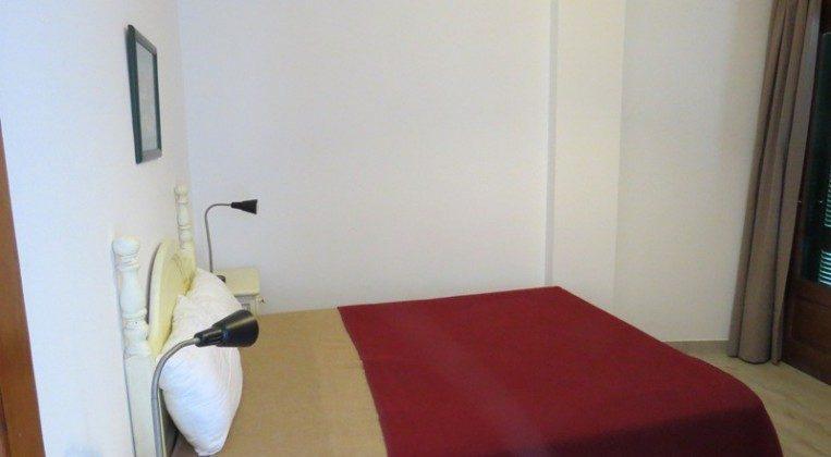 LZ 169285-7 Wohnbeispiel Schlafzimmer Apt. 7