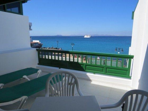 Spanien Kanaren Ferienappartement mit Meerblick im Süden von Lanzarote