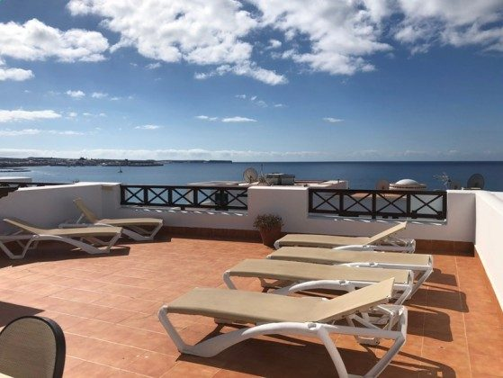 Ferienwohnung Lanzarote mit Terrasse