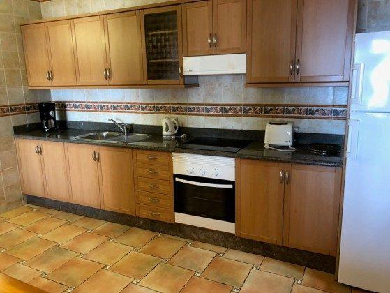 LZ 210739-1 gut ausgestattete Küchenzeile